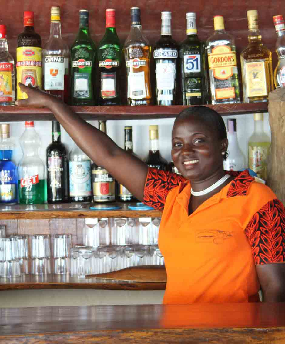 kerepirinha caipirinha alcohol local Guinea bissau africa bar kere